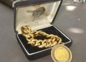 Compro prendas de oro llamenos o escribanos whatsapp 04149085101  caracas