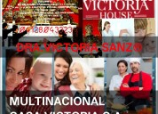 Busca empleada domesticas 04128043323 casa victoria c. a venezuela