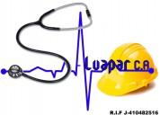 Servicio medicina ocupacional
