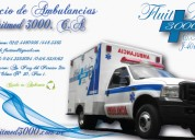 Ambulancias fluitmed 3000 c.a