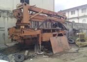 Bombiadora de cemento 27 mtrs