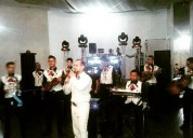Richard Rey Cantante de diversos generos y animador de eventos Maracay