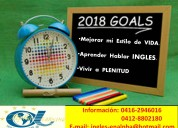 Curso de ingles - ingles en alpha learning