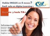 Curso de ingles-instituto alpha learning