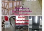 Fabricación de pisos y topes de granito en maracaibo