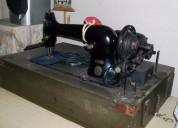 Vendo máquina de coser ind. singer
