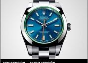 Compro relojes de marca y pago int llame cel whatsapp 04149085101 valencia