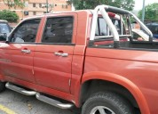 Camioneta sincronica  4  x 4  doble cabina tipo pickup