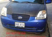 Kia sincronico 2006