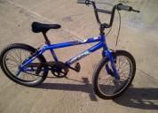 Vendo bicicleta bmx cross azul rin 16 marca:greco serie infantil