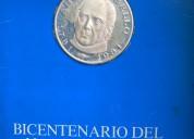 Vendo monedas de plata de coleccion