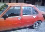 Renult 18 año 1980 color naranja aproveche la oferta para que se lo lleve hoy mismo