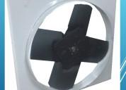 Extractor inyector industrial axial centrifugo helicoidal campanas ventilacion ducteria