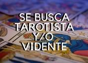 Se busco tarotistas y/o videntes residentes en venezuela
