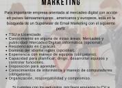 Estamos en la búsqueda de coordinador de email marketing