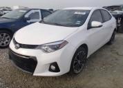 Toyota corolla 2017 precio: 99.523.695,00
