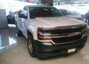Chevrolet silverado automatico 2016.