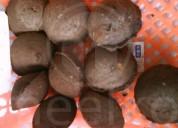 Prensa meelko para hacer carbon en briquetas 4 ton