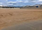 Lindo terrenos industrial galpones