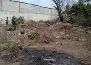 Vendo terreno en yagua