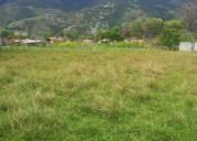 Vendo terreno de 925 mts merida