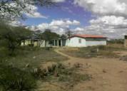 Venta de terreno con 5 casas 3 hectarias