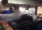 Alquiler de trailer de comida rapida, contactarse.