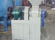 Prensa meelko para hacer carbon en briquetas 1-2 t