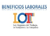 Curso online de beneficios laborales (lottt)