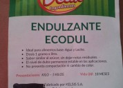 Endulzante industrial 04169522822