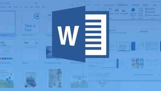 Se imparte por email el Curso de Microsoft WORD
