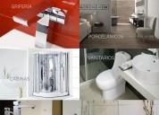 Revestimientos y salas de baño