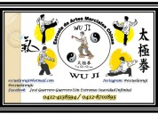 Clases de tai chi chuan, nei gung. wushu.