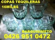 A la venta copas tequileras 04169522822