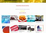 Promo ventas amarillas internet portal de publicid