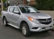 Mazda bt50 financiado