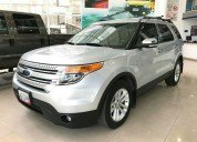 Disponible ford explorer aÑo 2015