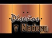 Diseños y madera
