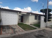Casa en venta en urb santa cecilia cabudare 3 dormitorios