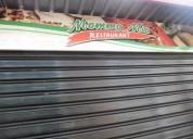 Se vende restaurante de comida rapida pizzeria en sucre