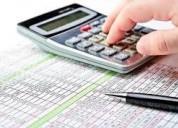 Docente de contabilidad educacion superior en valencia