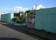 Venta de terreno residencial en puerto ordaz rio caura en caroní