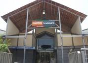 Comercial en alquiler local c.c metromarket san di