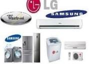 reparaciones electrodomésticos neveras lavadoras