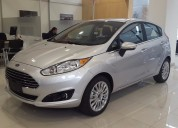Ford fiesta titanium version 2016