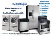 Servicio técnico de electrodomésticos 04124157112