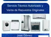 Reparacion de linea blanca y de refrigeracion