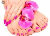 Sistema de uñas manicure pedicure