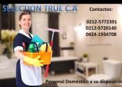 Empresa de personal domestico