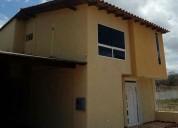 Se vende  townhouse en puerto ordaz